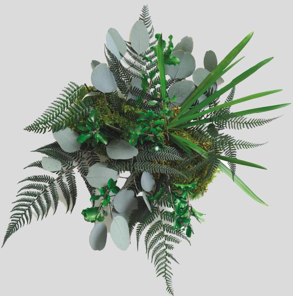 flexGREEN Pflanzenelement
