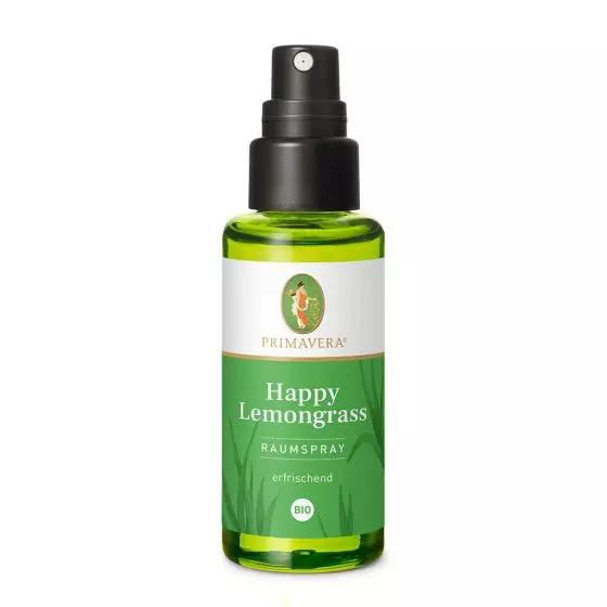 Primavera Happy Lemongrass Raumspray bio 50 ml